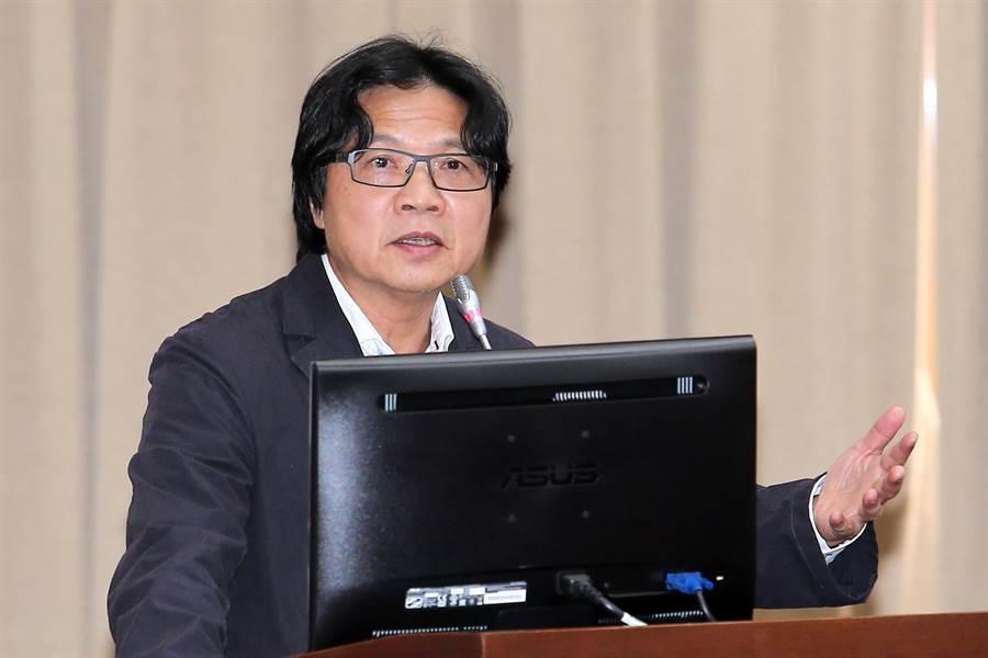 葉俊榮接教育部長。圖/本報資料照
