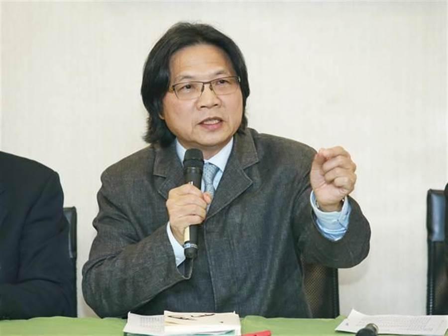 內政部長葉俊榮。(資料照,姚志平攝)