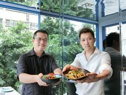 兄弟攜手打造時尚貨櫃餐廳TinHouse,逢甲商圈新地標
