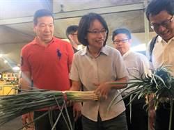 北農總經理吳音寧:蔬果種類多元 是北農必須守護的價值