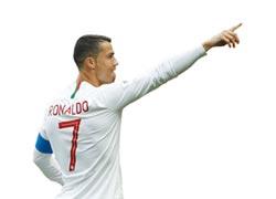 足球》C羅逃漏稅案結案 罰1900萬歐元不用坐牢