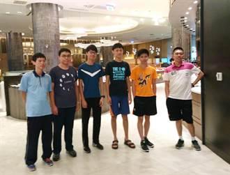 國際數學奧林匹亞我排名第6 王師宇個人成績世界第4