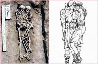 穿越3千年的愛情!她自願被活埋陪葬亡夫