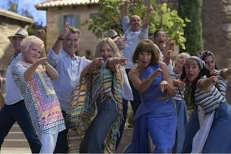 《媽媽咪呀!回來了》8月上映 ABBA合唱團解散35年也回歸