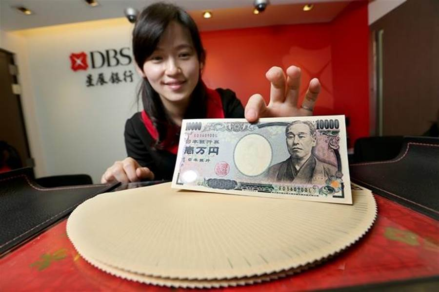 美元走強影響蓋過避險買盤,日圓近日貶至6個月新低。(本報系資料照片)