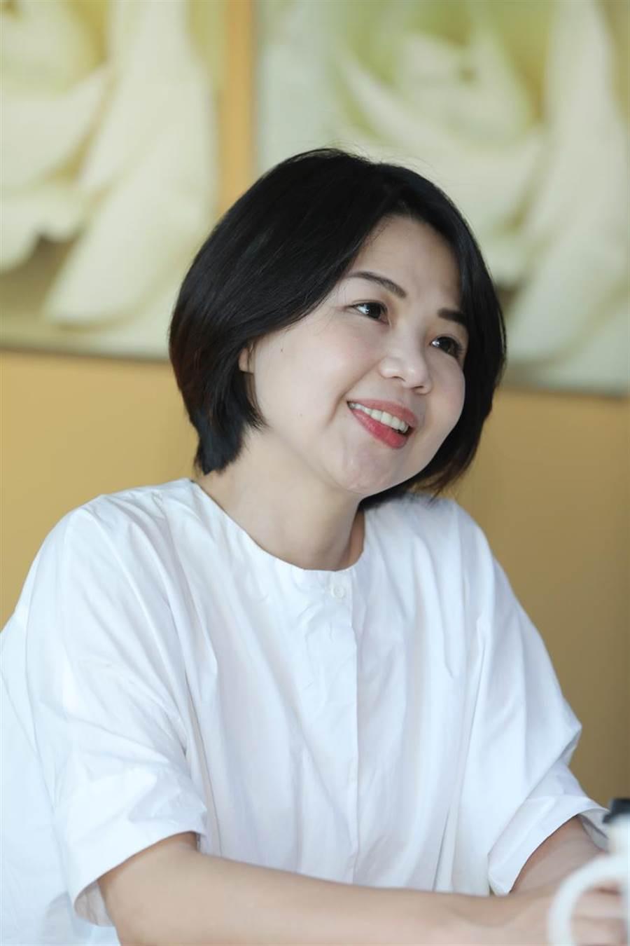 導演陳慧翎暢談新劇。(公視提供)