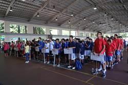 促進族群融合 埔里辦台灣之心籃球賽