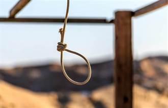 同居男友鐵板暴打 女子4天後上吊亡