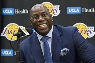 NBA》魔術強生不承認73勝勇士史上最強