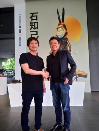 韓國藝術家尹吉賢雕塑展進駐台中7期「磐鈺雲華」接待會館展出