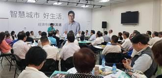 高雄》醫界大老站台 力挺醫界出身的陳其邁選市長