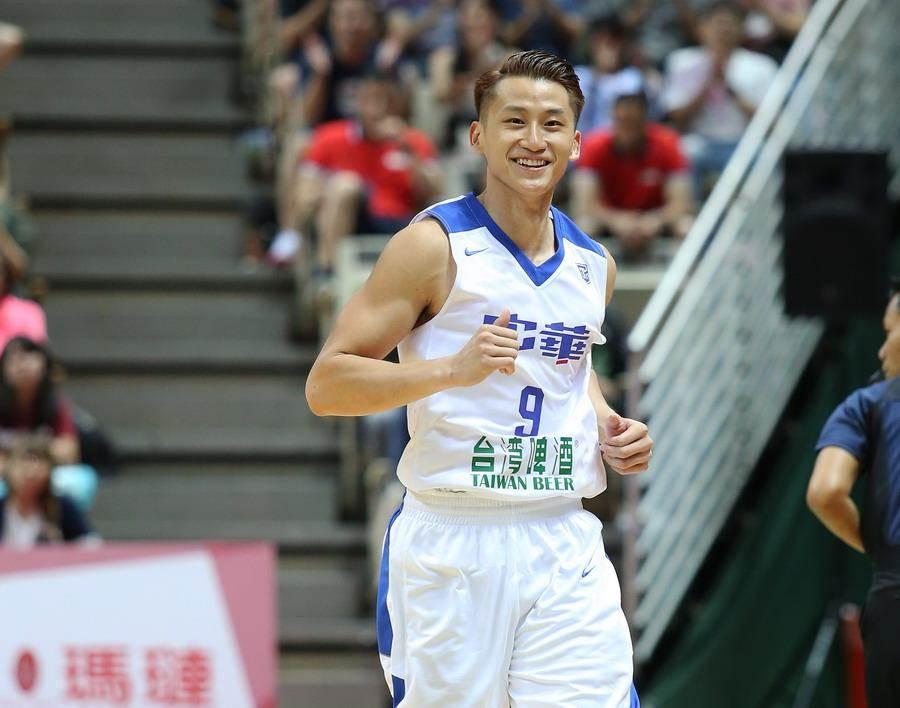 吳永盛加盟ABL寶島夢想家,展開職業球員生涯。(資料照/中華籃協提供)