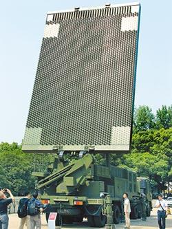 整合防空雷達 陸組反隱指揮中心