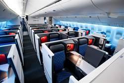 達美航空重視乘客飛行舒適體驗,完成首架B777-200ER客機改裝