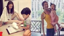 是哪支吹風機這麼厲害?讓隋棠跟兩個可愛寶貝都愛上了洗髮後的吹風時間?