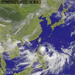 雙颱最快今晚形成 氣象局:不排除靠近台灣