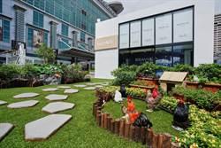 亞洲惟一期間限定綠化建築 Sony BRAVIA House 盛大開幕