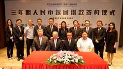 台新租賃(中國)獲銀行團聯貸3.5億人民幣