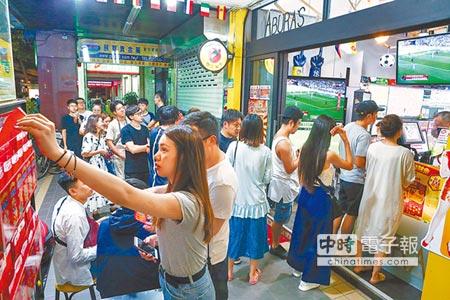 世足花絮》銷售63億 台灣運彩賺翻了