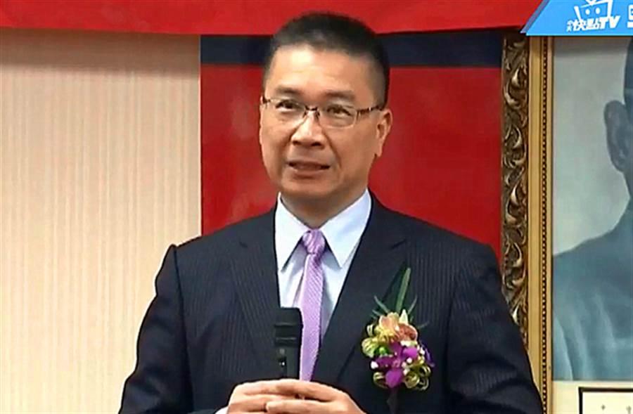 新任的內政部長徐國勇。(圖片取自中時電子報臉書)