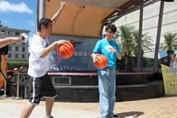 心路基金會辦「籃得好天天」 障礙青年打籃球建自信