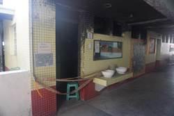 玉井市場公廁壞1年無人修 挨批效率差