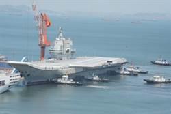 專家:大陸首艘國產航母或於明年完成舾裝工作