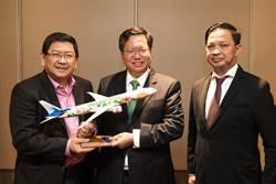菲律賓安吉利斯市訪問桃園 走遍航空城