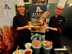 新天地台中百匯餐廳暑假推海陸盛宴大餐