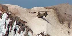 影》美國CH-47直升機的高山驚險救援