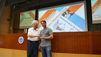 龍華科大與皮克斯合作 培養國際一流動畫人才