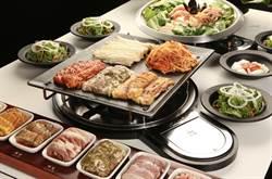 韓國「八色烤肉」插旗中友百貨商圈