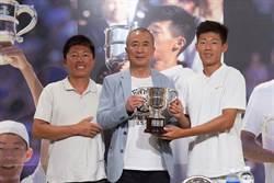 台灣首位溫網青少年球王 曾俊欣明年轉職業
