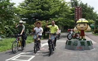 日本熱血青年環台86天 最愛台中高美濕地