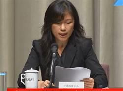 谷辣斯首場政院記者會:賴揆期許內閣以行動對不實消息辯護