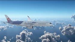 華航與空中巴士 A350 聯名彩繪機10月抵台  空飛圖首曝光