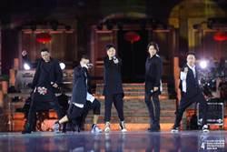 鄭伊健、陳小春5兄弟獻唱主題曲 成龍挺《黃金兄弟》金「看得非常爽」