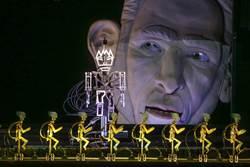 全自動劇場 《格列佛的夢》讓機器人當主角