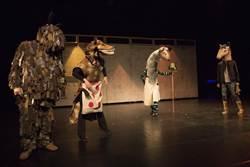 飛人集社劇團《天堂動物園》28、29日台南文化中心演出