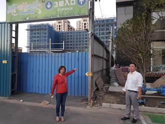 反對人口密集區設加油站 議員呂林小鳳替民眾把關
