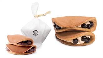 用喝得不夠看!貴婦甜品店推「珍奶生銅鑼燒」連名模都愛吃!