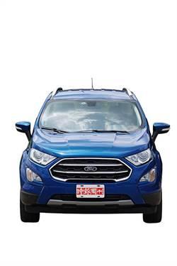 FORD EcoSport 小改款 即戰力輕型SUV