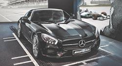 Mercedes AMG V8 送亞洲F1賽事之旅