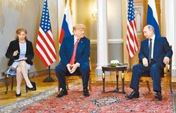 黨爭加劇 川普強調對俄強硬
