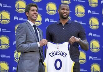 NBA》新賽季排名考辛斯不如溜馬菜鳥?