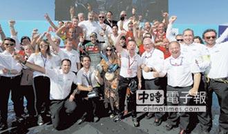 Audi Sport 勇奪Formula E車隊總冠軍