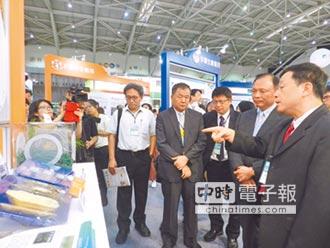 台灣生技展開幕 三光米吃得安心