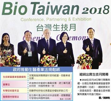 小英:生醫結合資通訊 台灣成為數位醫療領先國