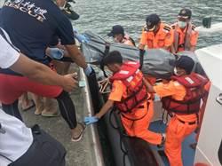 中正預校落海生找到了 漁民運遺體返烏石港
