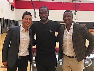 NBA》御用記者驚爆 里歐納德會跟暴龍續約